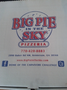 Big Pie in the Sky Box